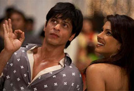 Priyanka Chopra 'Patakha', ShahRukh Khan 'Bomb' of Bollywood