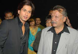 Pankaj Kapur focuses on directorial debut with son Shahid Kapur