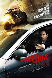 Hollywood Movie: 'From Paris With Love' Review