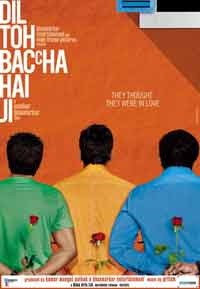 First look of 'Dil Toh Bachcha Hai Ji' unveil by Madhur Bhandarkar