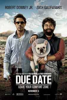 Hollywood Movie: 'Due Date' Review
