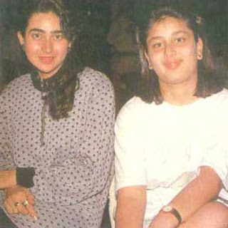 Karishma Kapoor and Kareena Kapoor