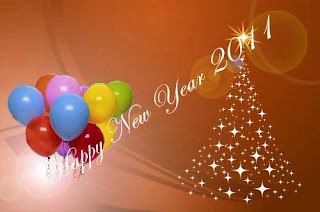 Orkut New Year Scraps