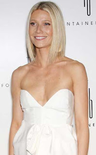 Gwyneth Paltrow hates Christmas cake