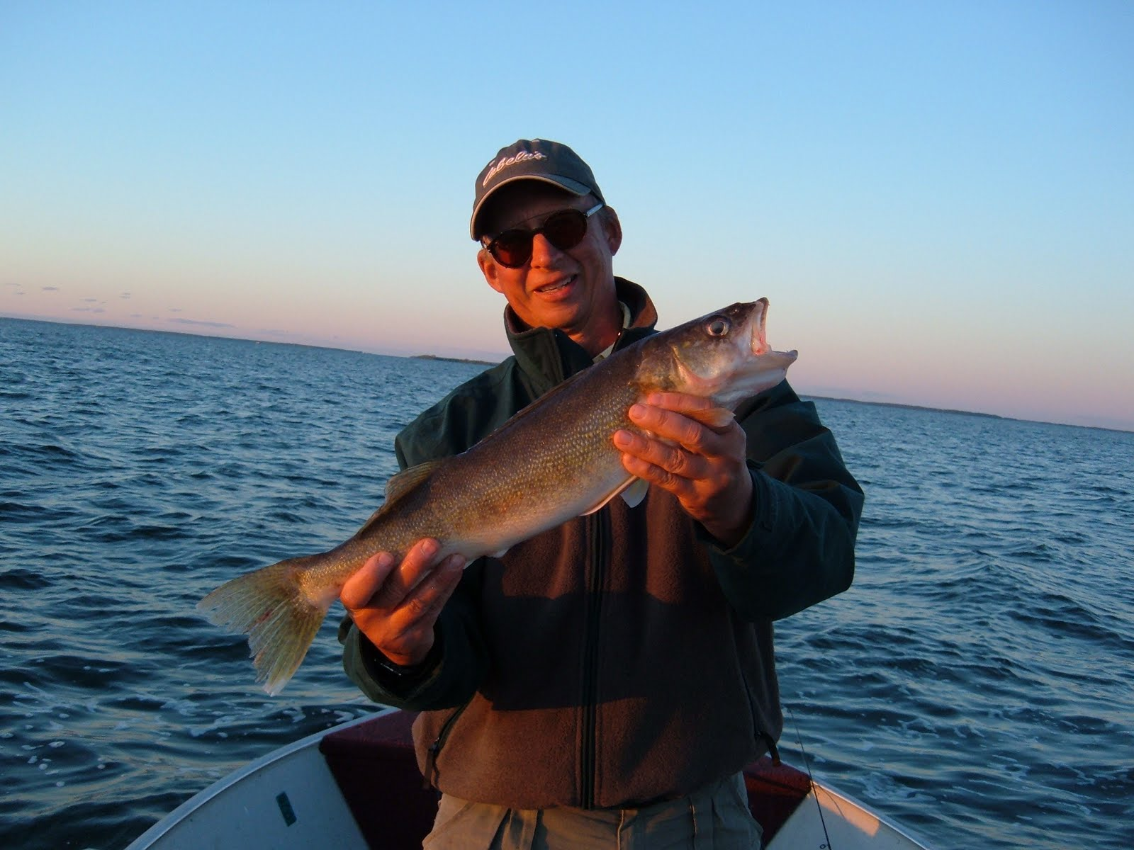 Leech lake areabrainerd lakes walleye fishing report for Leech lake fishing report