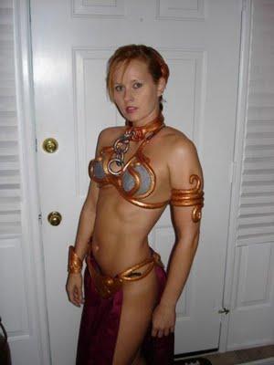 Bikini Leia Metal