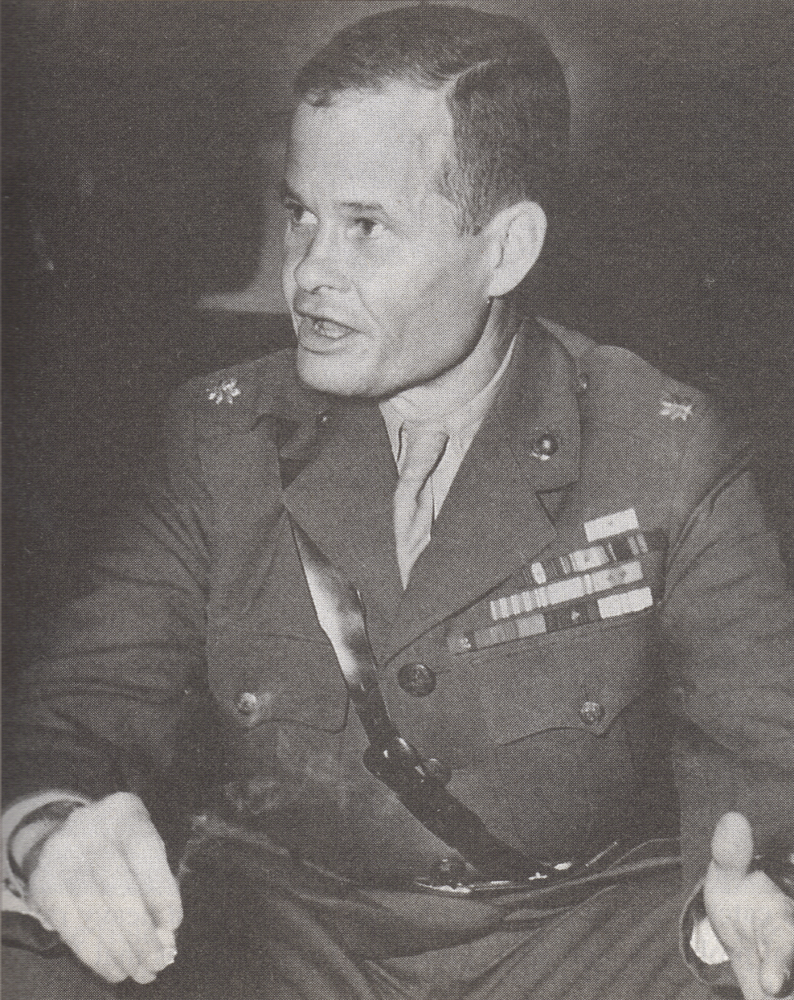 chesty puller General lewis burwell chesty puller quotes and quotations regarded as one of the greatest us marines legends and highest decorated marine in history.