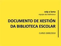 DOCUMENTOS DA NOSA BIBLIOTECA