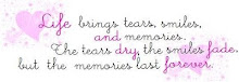 Life Brings Tears
