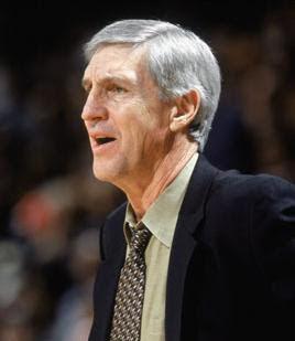 Utah Jazz Coach Jerry Sloan