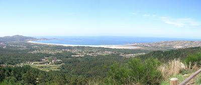 playa carnota galicia