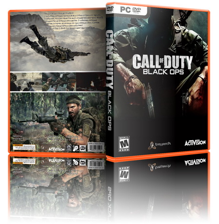 call of duty black ops on pc. Call of Duty; Black Ops (PC/English/2010)
