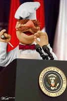 Swedish chef - a very typical normal Swede