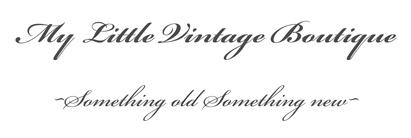 My Little Vintage Boutique