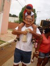 ANTES DO BANHO DE ESPUMA