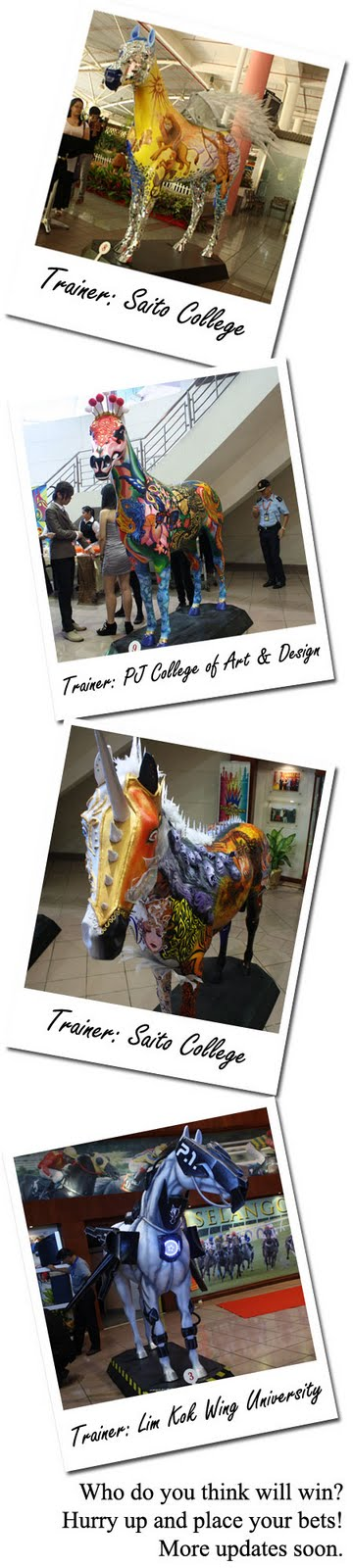 selangor turf club horse transformation 3