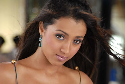hot trisha trisha in kuruvi dubbed as dopidi in telugu