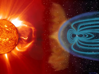flux transfer event: when a portal opens in earth's magnetosphere