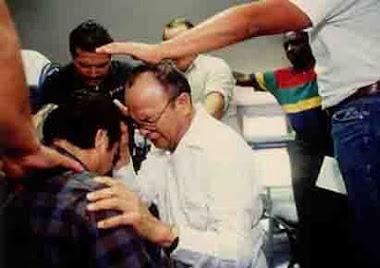 Pastor Freddie Garcia