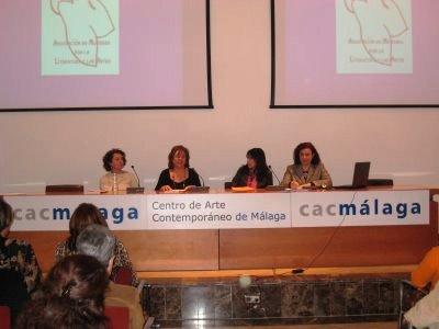Colección de novela Áurea en el CAC Málaga