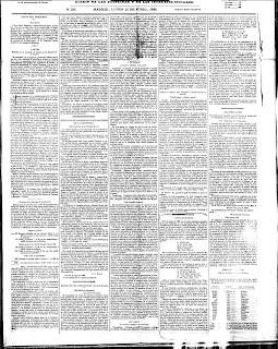 Página de 'El Español', periódico fundado por Andrés Borrego