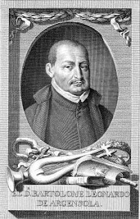 Bartolomé Leonardo de Argensola (1562-1631)