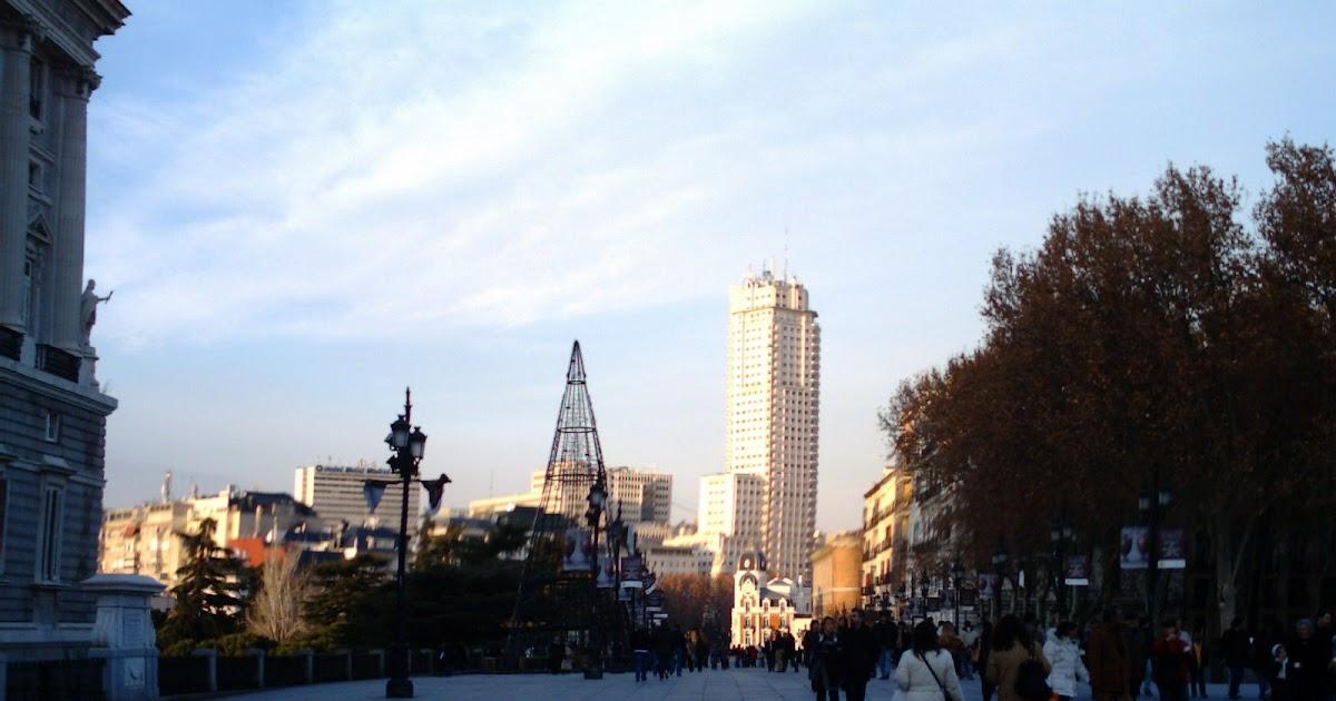 Madrid sus viejas calles bail n calle de - H m calle orense madrid ...