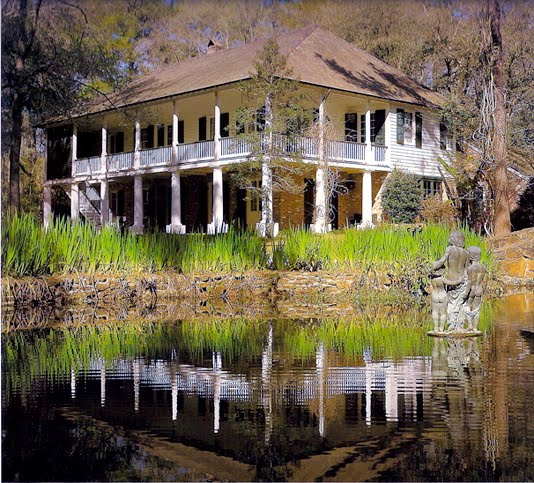 Scriblets architecture bayou style for Southern homes louisiana