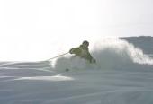 Scott Barnett, ski-album1