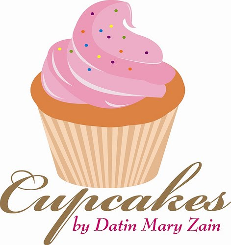 Cupcakes by Datin MaryZain