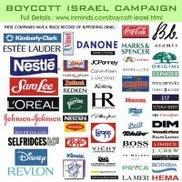 Boikot Israel !!!!