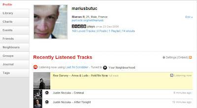 last.FM Radio available in Germany