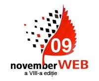 November Web 2009 -- a VIII-a ediție