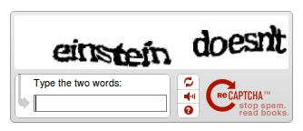 CAPTCHA: