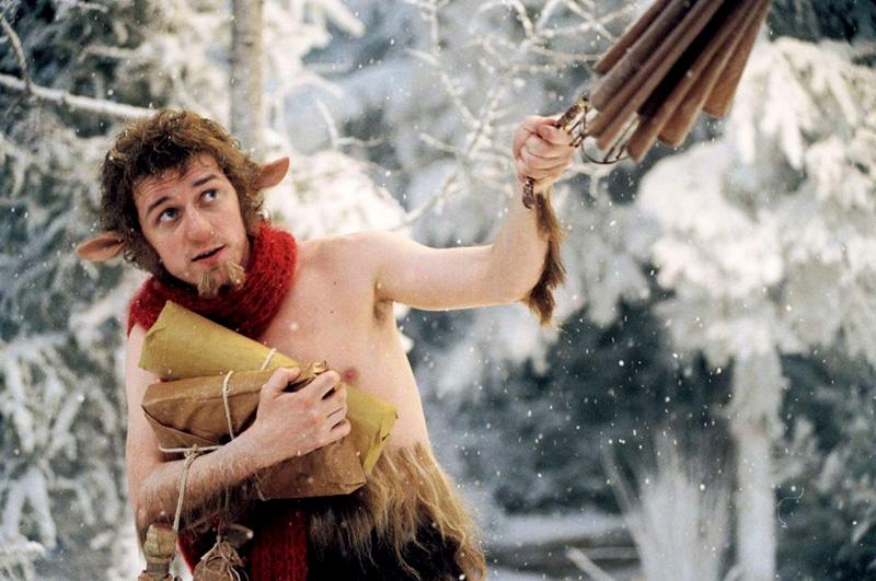 """""""Fin de semana"""" en Narnia."""