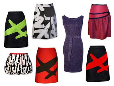 faldas y vestidos diseño exclusivo y edicion limitada