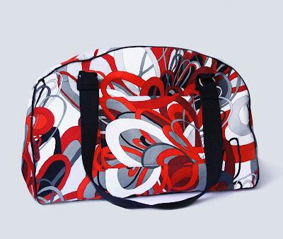 bolsa de viaje de diseño exclusivo