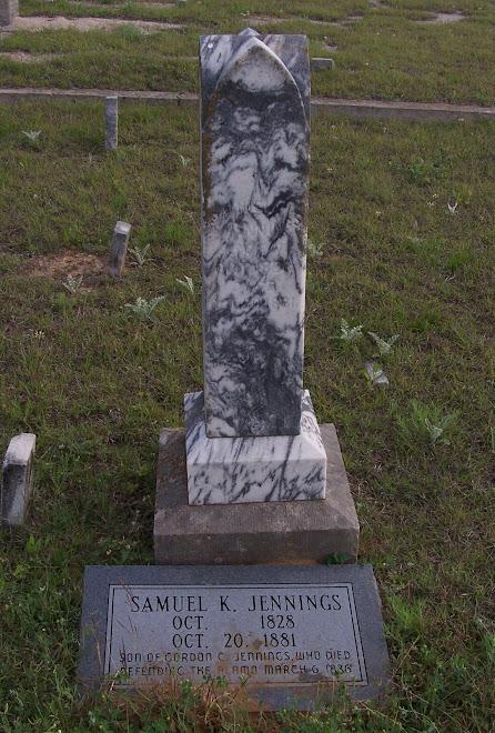 Samuel K Jennings
