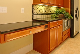 Designing A Kitchen For Wheelchair Accessibility Requires Proper Turn  Radii, Appliances, Flooring Etc. But What About Cabinets? What Do You  Choose Standard ...
