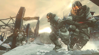 #34 Kill Zone Wallpaper