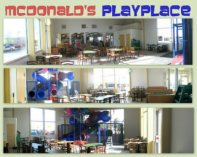 Woody Gibson Of Parkway Construction Mcdonald 39 S Playplace