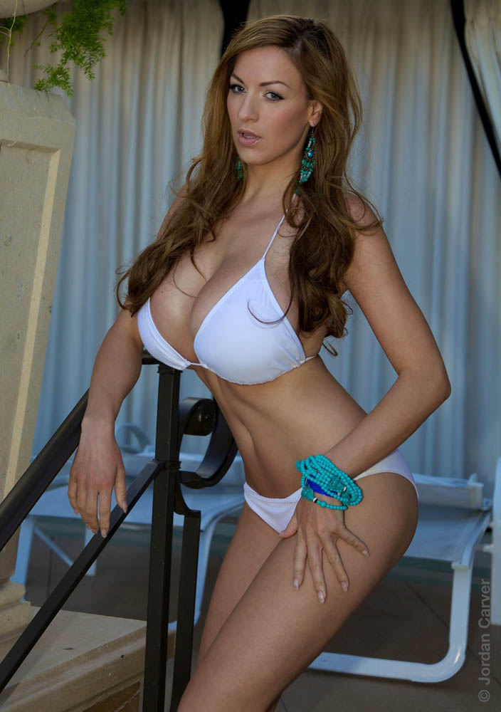 Jordan Carver Big Clavege Posted By Priy