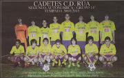 CADETES 2010-2011