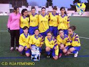 C.D. RÚA FEMININO 2010-2011