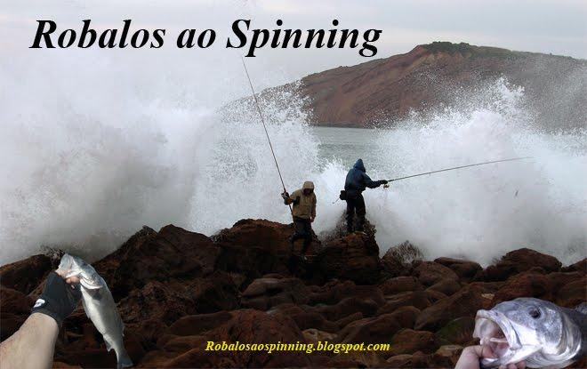 Robalos ao Spinning
