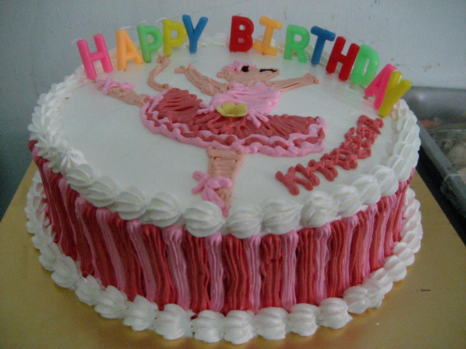 Cake Images With Name Irfan : Shugarholic: Birthday cakes with angelina ballerina theme