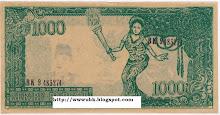 Rp 1000 Penari Obor