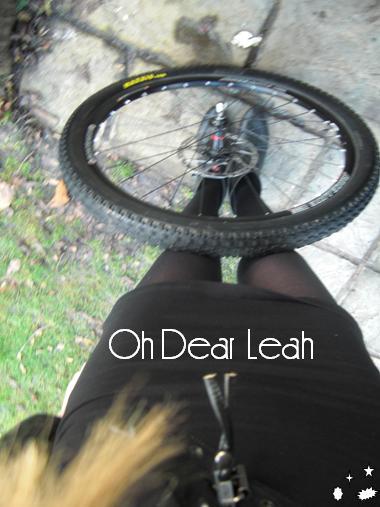 Oh Dear Leah