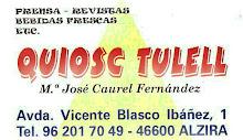"""KIOSCO TULELL COLABORA CON """"EL OJO VALE N TINO"""""""