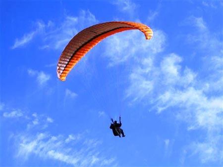 Riesgos de volar en parapente